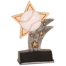 Baseball Star Resin 5.5
